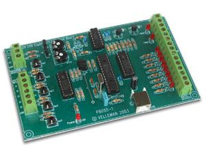 Velleman K8055 USB Experiment Interface Board